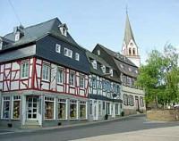 Marktstraße in Kastellaun